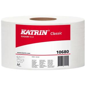 KATRIN Toilettenpapier-Großrolle 10
