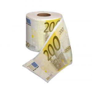 200 Euro Toilettenpapier