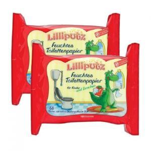 Lilliputz feuchtes Toilettenpapier