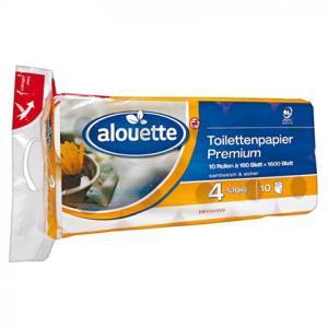 alouette Toilettenpapier Premium