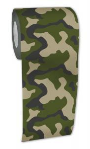 Camouflage Tarnmuster Toilettenpapier