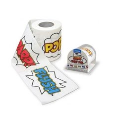 Comic Toilettenpapier