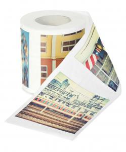 Polaroll Foto Toilettenpapier