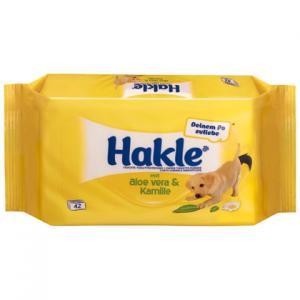HAKLE Plus mit Kamille feuchtes Toilettenpapier