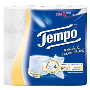 Tempo 4-lagiges Toilettenpapier