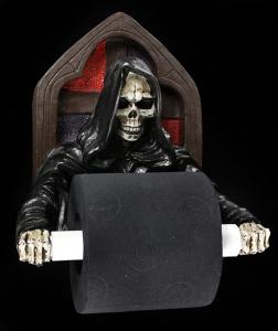 Grim Reaper Toilettenpapierhalter