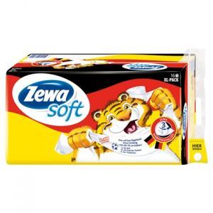 Fußball-Toilettenpapier von Zewa