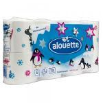 alouette Toilettenpapier mit Weihnachtsduft