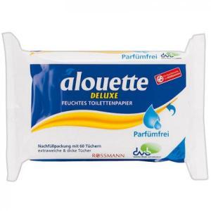 alouette Feuchtes Toilettenpapier