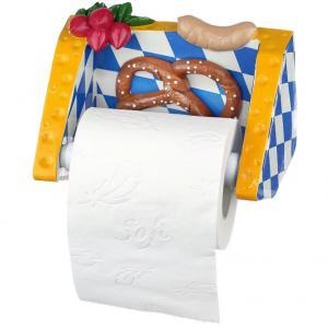 Bayrischer Toilettenpapierhalter