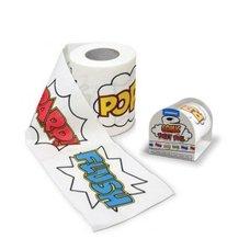 Comic Toilettenpapier