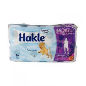 Hakle Super Vlaush Toilettenpapier